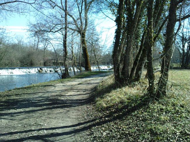barrage de Larcy
